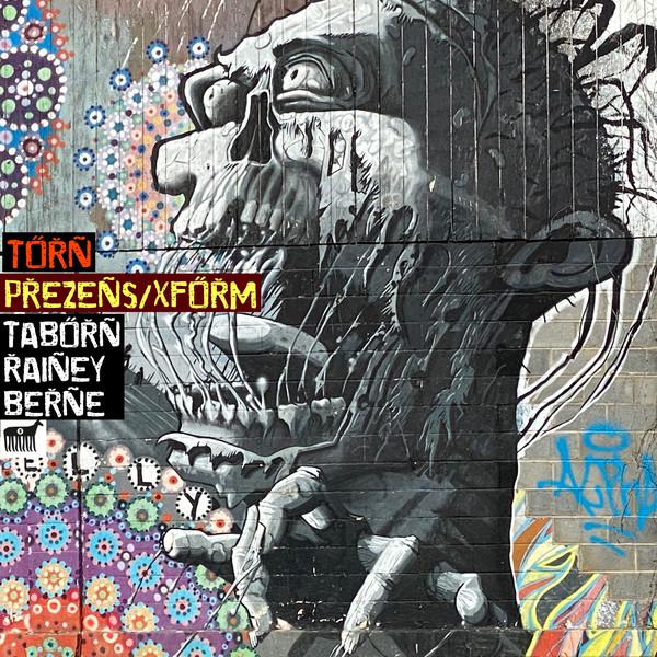 PREZENS (DAVID TORN'S PREZENS) - xFORM cover