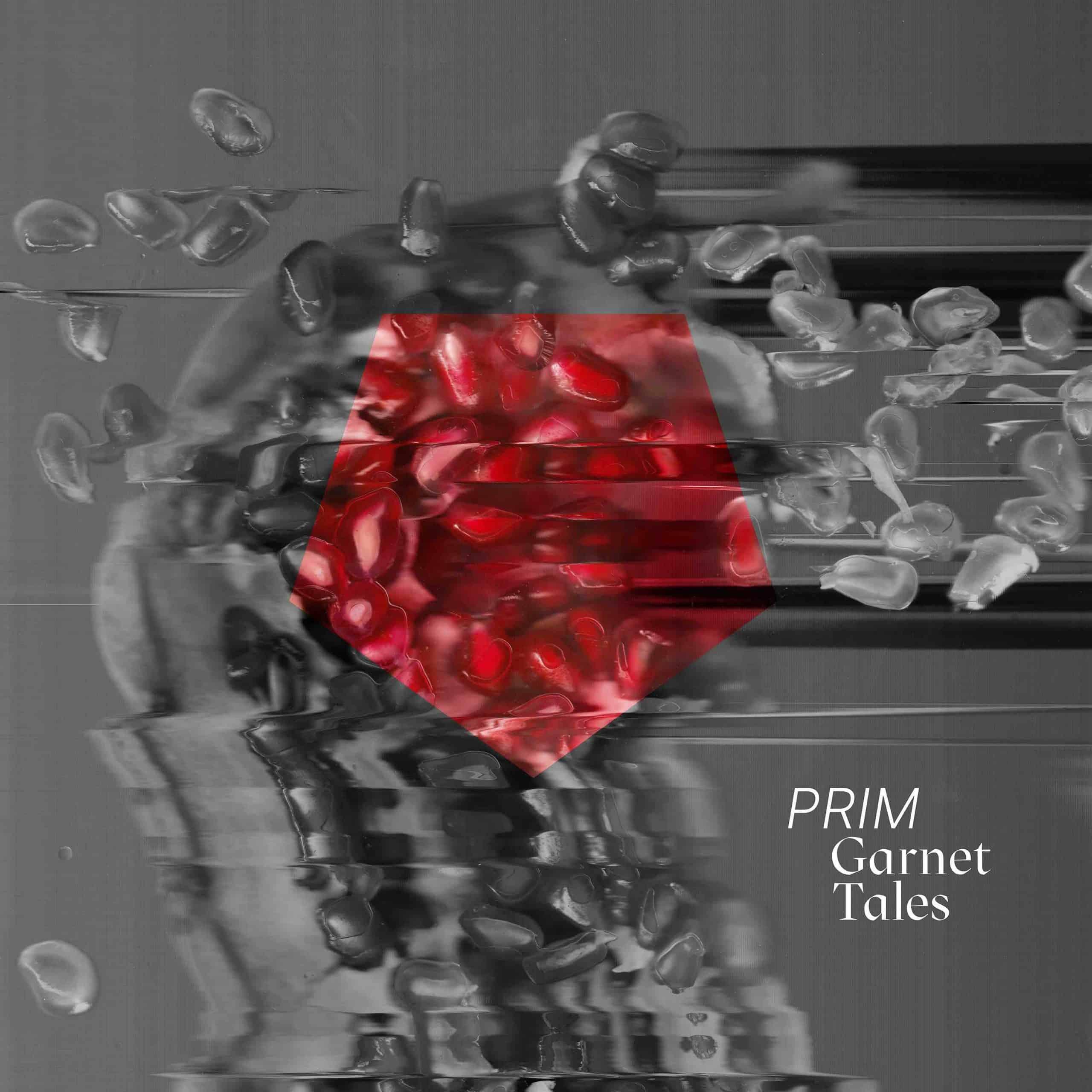 PRIM - Garnet Tales cover
