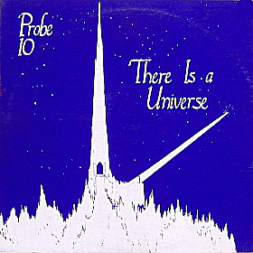 PROBE 10 - There Is A Universe cover