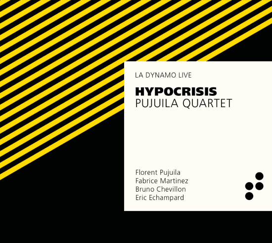 PUJUILA QUARTET - Hypocrisis cover