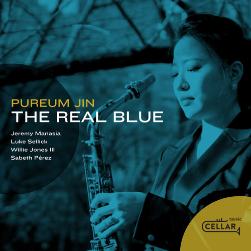 PUREUM JIN - The Real Blue cover