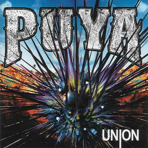 PUYA - Union cover