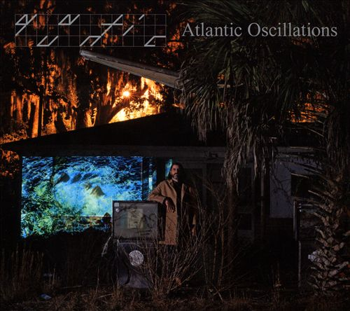 QUANTIC - Atlantic Oscillations cover