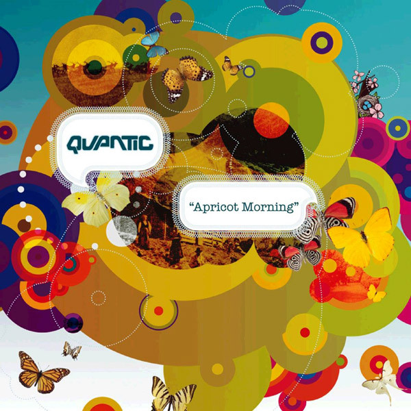 QUANTIC - Apricot Morning cover