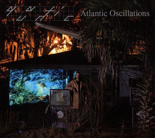 QUANTIC - Atlantic Oscillations cover