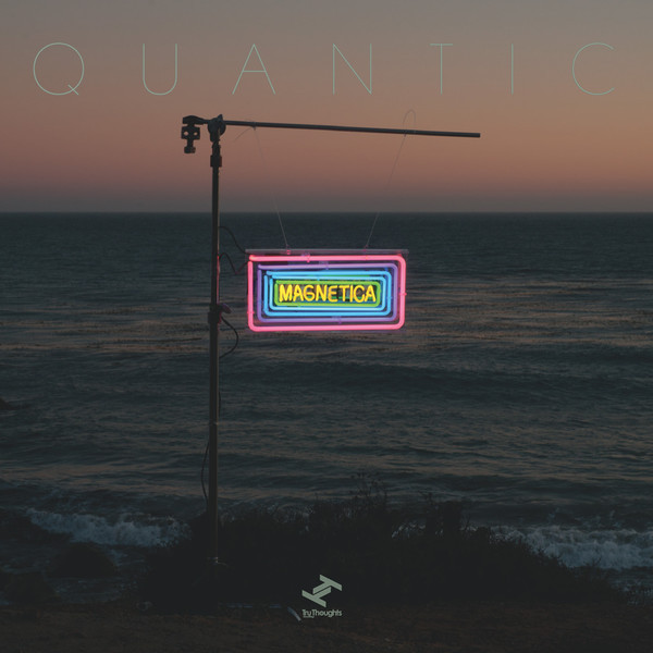QUANTIC - Magnetica cover
