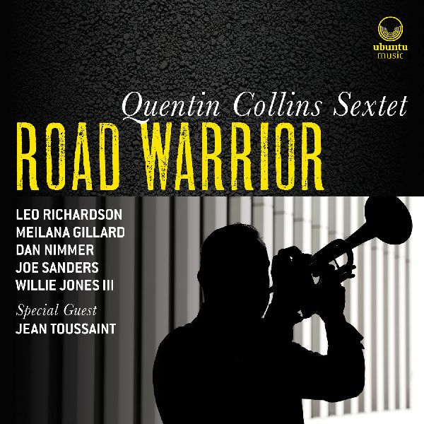 QUENTIN COLLINS - Road Warrior cover