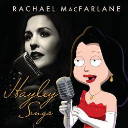 RACHAEL MACFARLANE - Hayley Sings cover