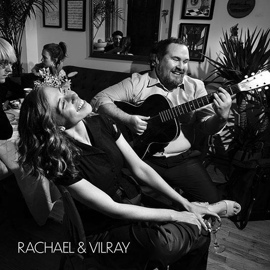 RACHAEL PRICE - Rachael & Vilray cover