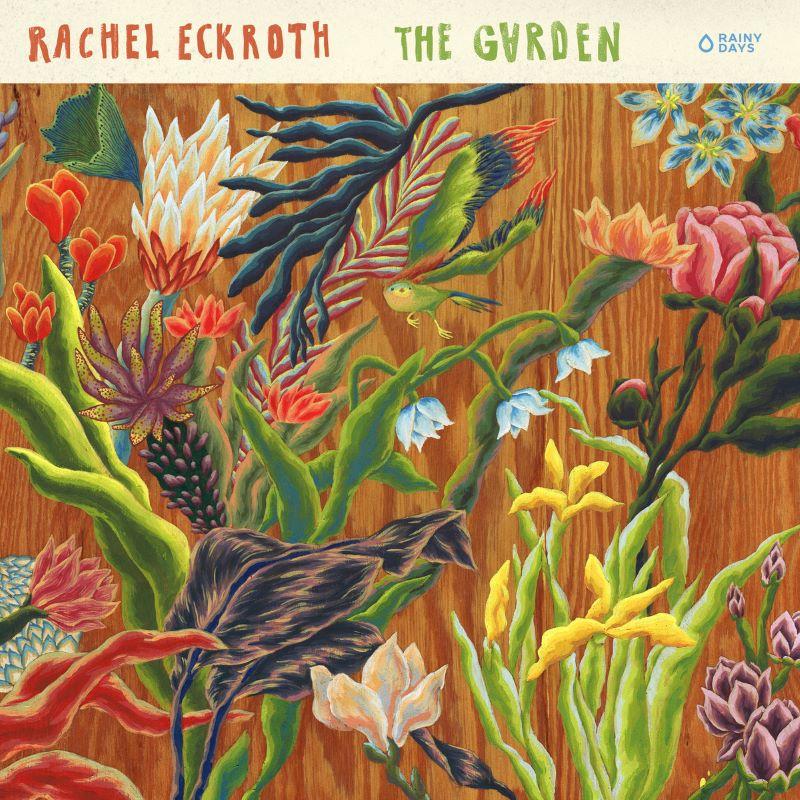 RACHEL ECKROTH - The Garden cover