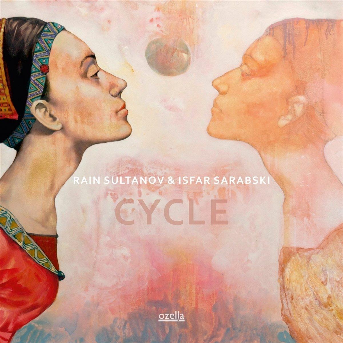 RAIN SULTANOV - Rain Sultanov & Isfar Sarabski : Cycle cover