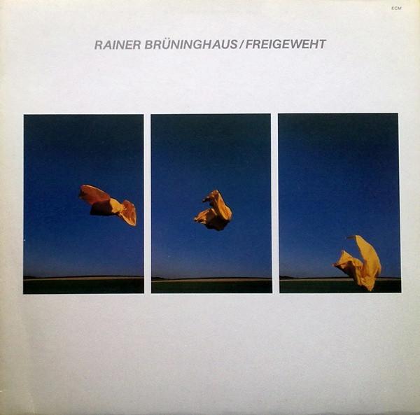 RAINER BRÜNINGHAUS - Freigeweht cover