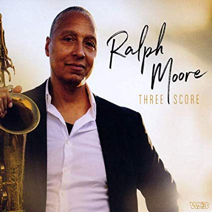 RALPH MOORE - Three Score cover