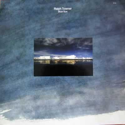 RALPH TOWNER - Blue Sun cover