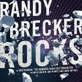 RANDY BRECKER - Rocks cover