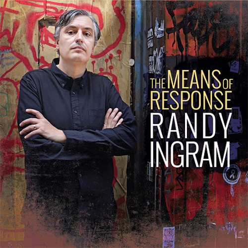 RANDY INGRAM - Means Of Response cover