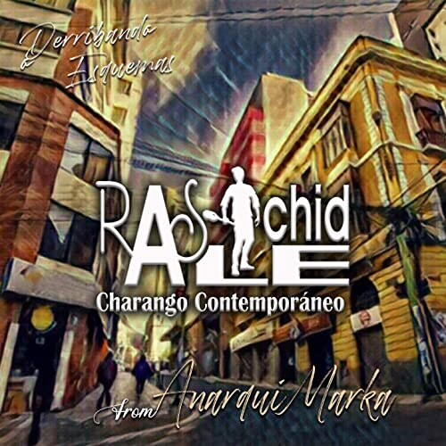 RASCHID ALE - Anarquimarka cover