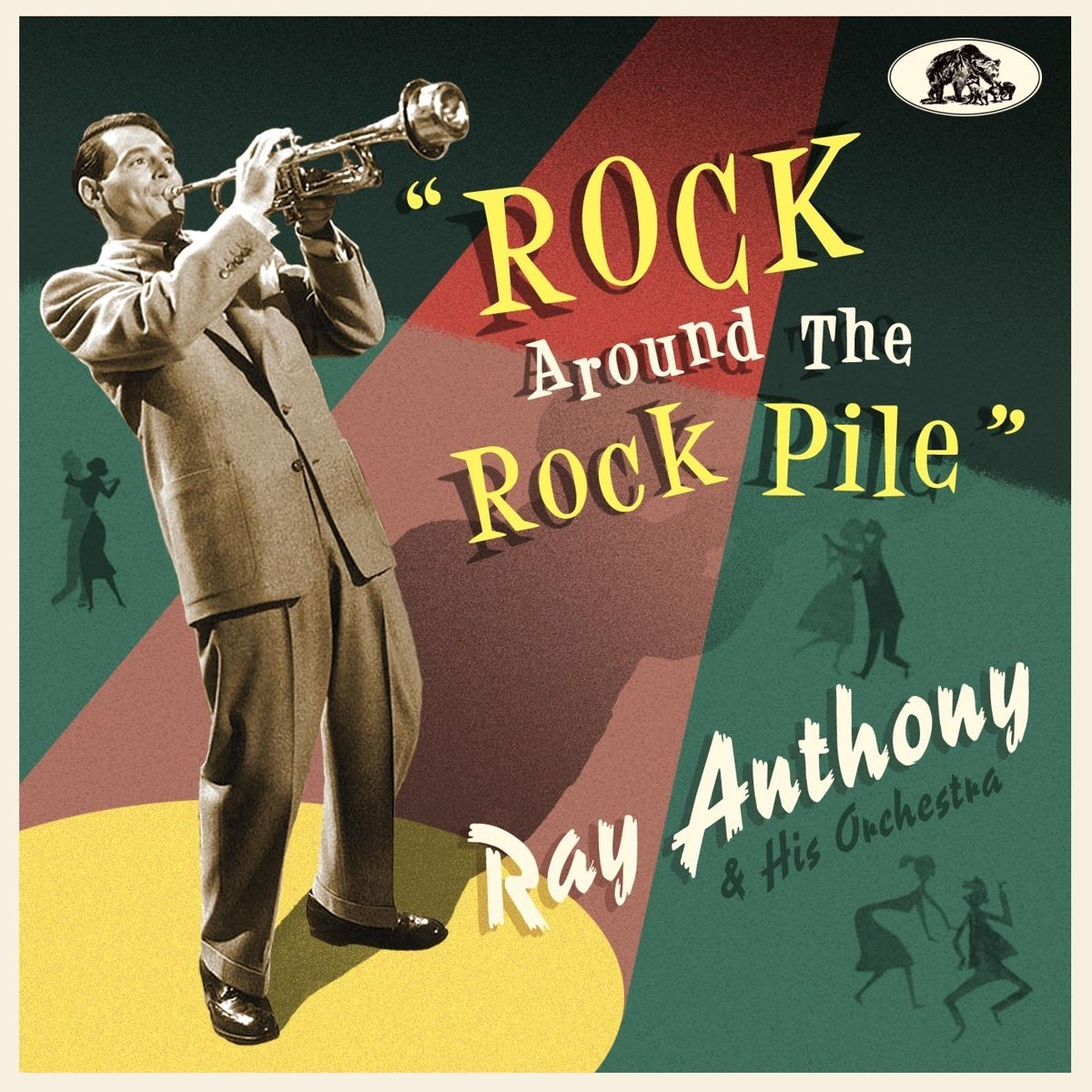 RAY ANTHONY - Rock Around the Rock Pile cover