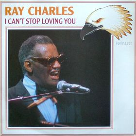 RAY CHARLES - I Can't Stop Loving You cover