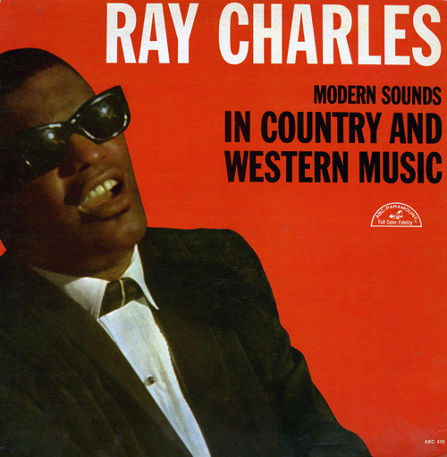 RAY CHARLES - Modern Sounds in Country and Western Music cover