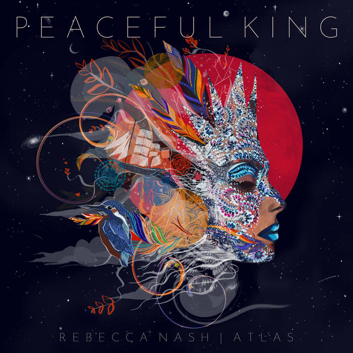 REBECCA NASH - Rebecca Nash | Atlas : Peaceful King cover