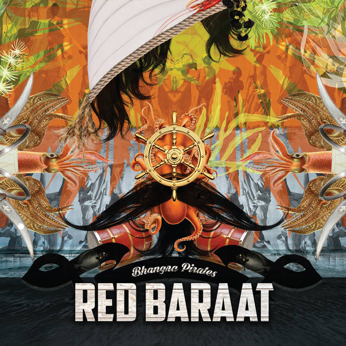 RED BARAAT - Bhangra Pirates cover