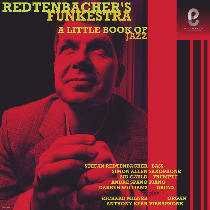 REDTENBACHERS FUNKESTRA - A Little Book Of Jazz cover
