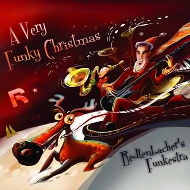 REDTENBACHER'S FUNKESTRA - A Very Funky Christmas cover