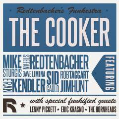 REDTENBACHER'S FUNKESTRA - The Cooker cover