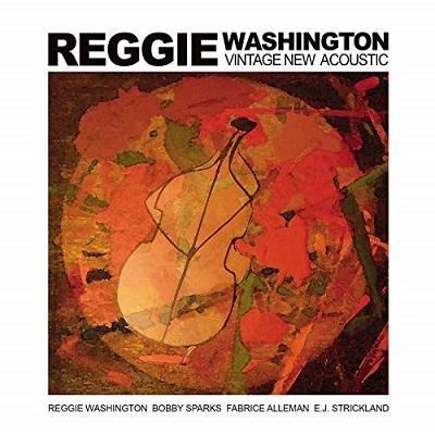 REGGIE WASHINGTON - Vintage New Acoustic cover