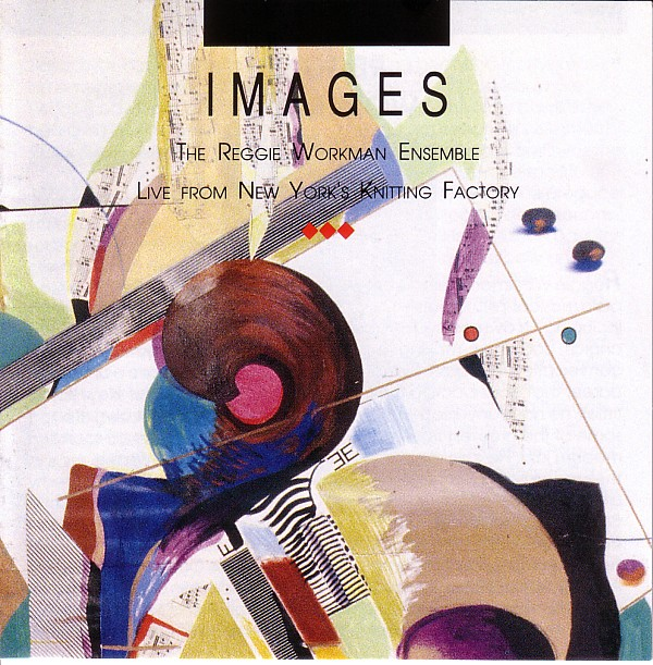 REGGIE WORKMAN - Images cover