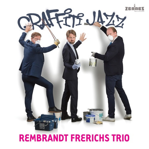 REMBRANDT FRERICHS - Graffiti Jazz cover