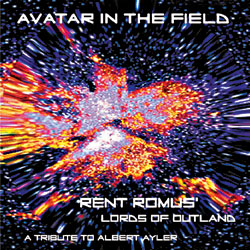 RENT ROMUS - Avatar in the Field cover