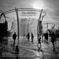 RENT ROMUS - Deciduous / Midwestern Edition Vol. 1 cover