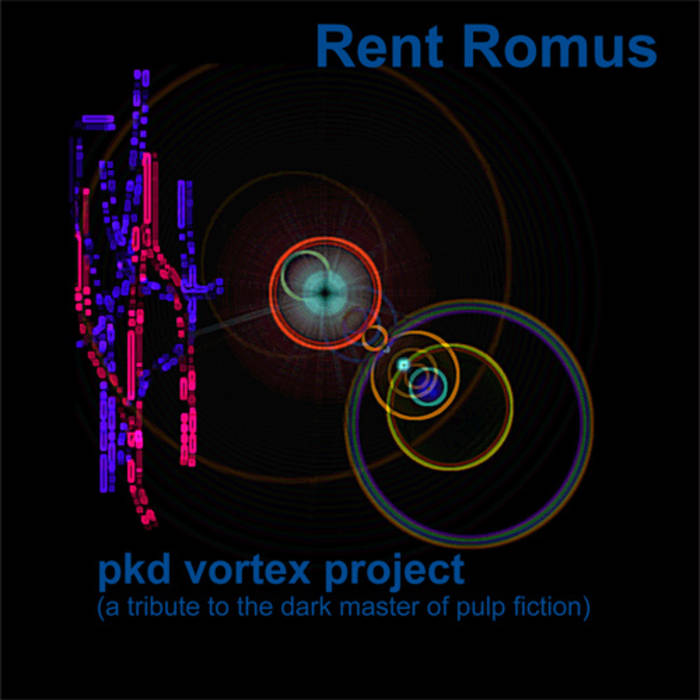 RENT ROMUS - Pkd Vortex Project cover