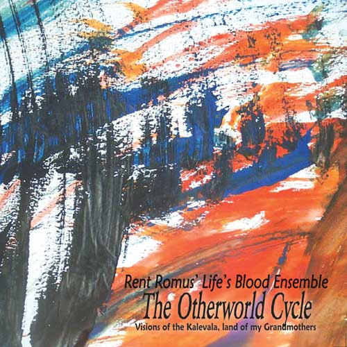 RENT ROMUS - The Otherworld Cycle cover
