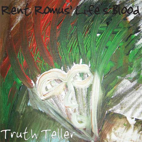 RENT ROMUS - Truth Teller cover