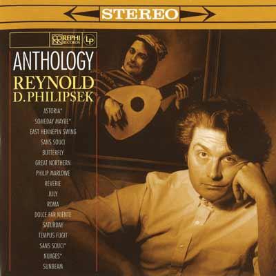 REYNOLD PHILIPSEK - Anthology cover