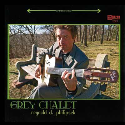 REYNOLD PHILIPSEK - Grey Chalet cover