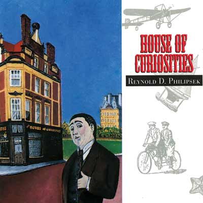 REYNOLD PHILIPSEK - House of Curiosities cover