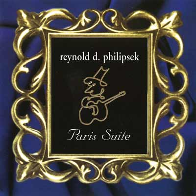 REYNOLD PHILIPSEK - Paris Suite cover