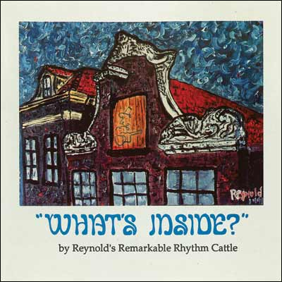 REYNOLD PHILIPSEK - What's Inside cover