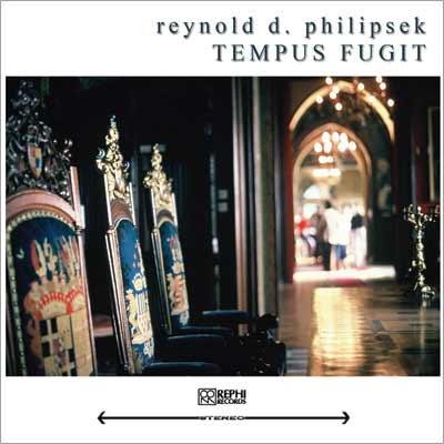 REYNOLD PHILIPSEK - Tempus Fugit cover