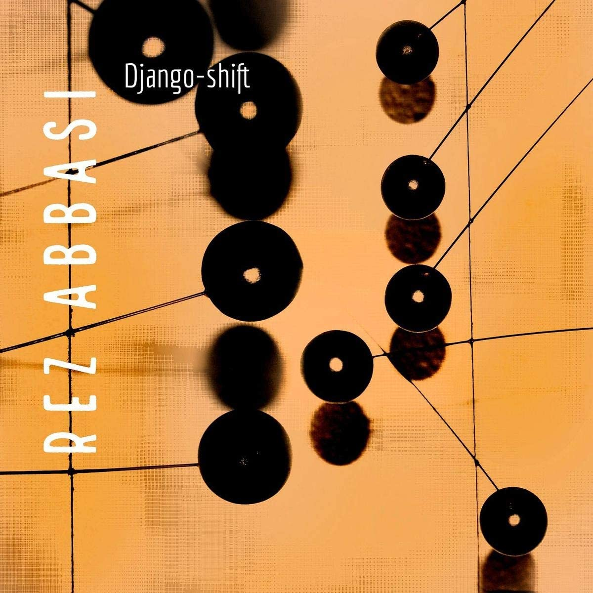 REZ ABBASI - Django-Shift cover