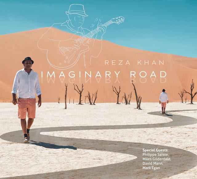 REZA KHAN - Imaginary Road cover