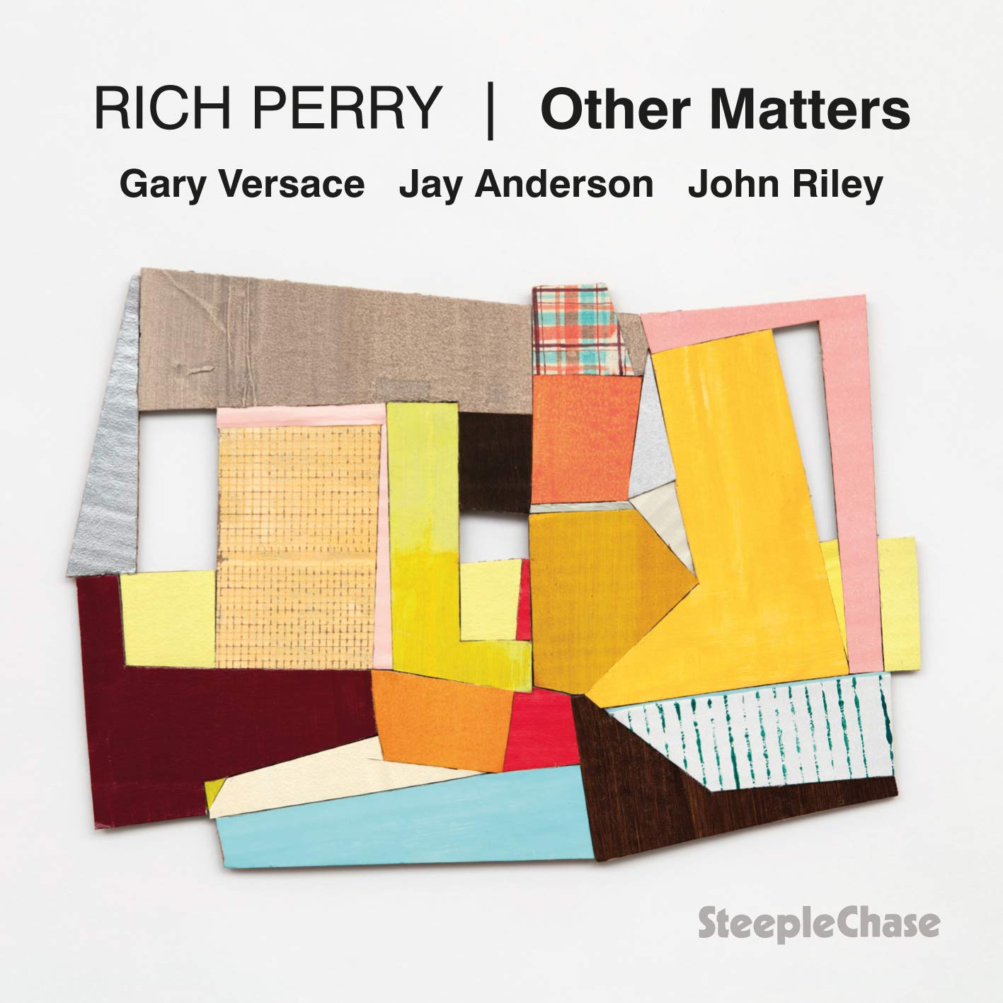 RICH PERRY - Other Matters cover