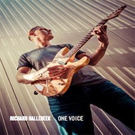 RICHARD HALLEBEEK - One Voice cover