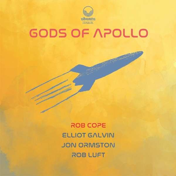 ROB COPE - Gods Of Apollo cover