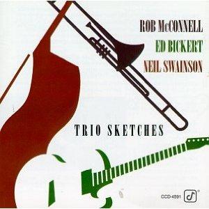 ROB MCCONNELL - Trio Sketches cover