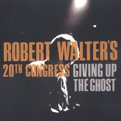 ROBERT WALTER - Giving Up the Ghost cover